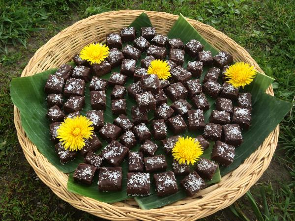 Vegansk godteri