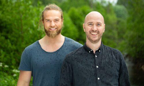 Lasse Lom og Terje