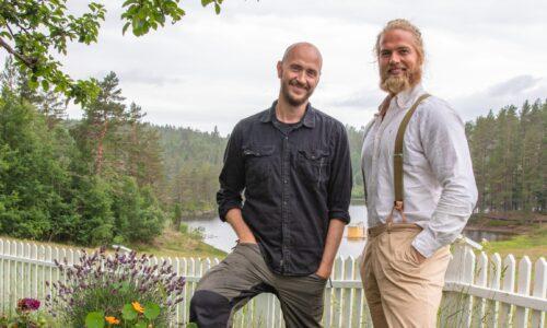 Lasse Lom og Terje Sporsem
