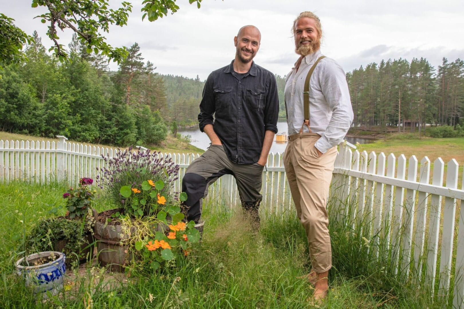 Terje og Lasse