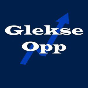 Glekse opp logo