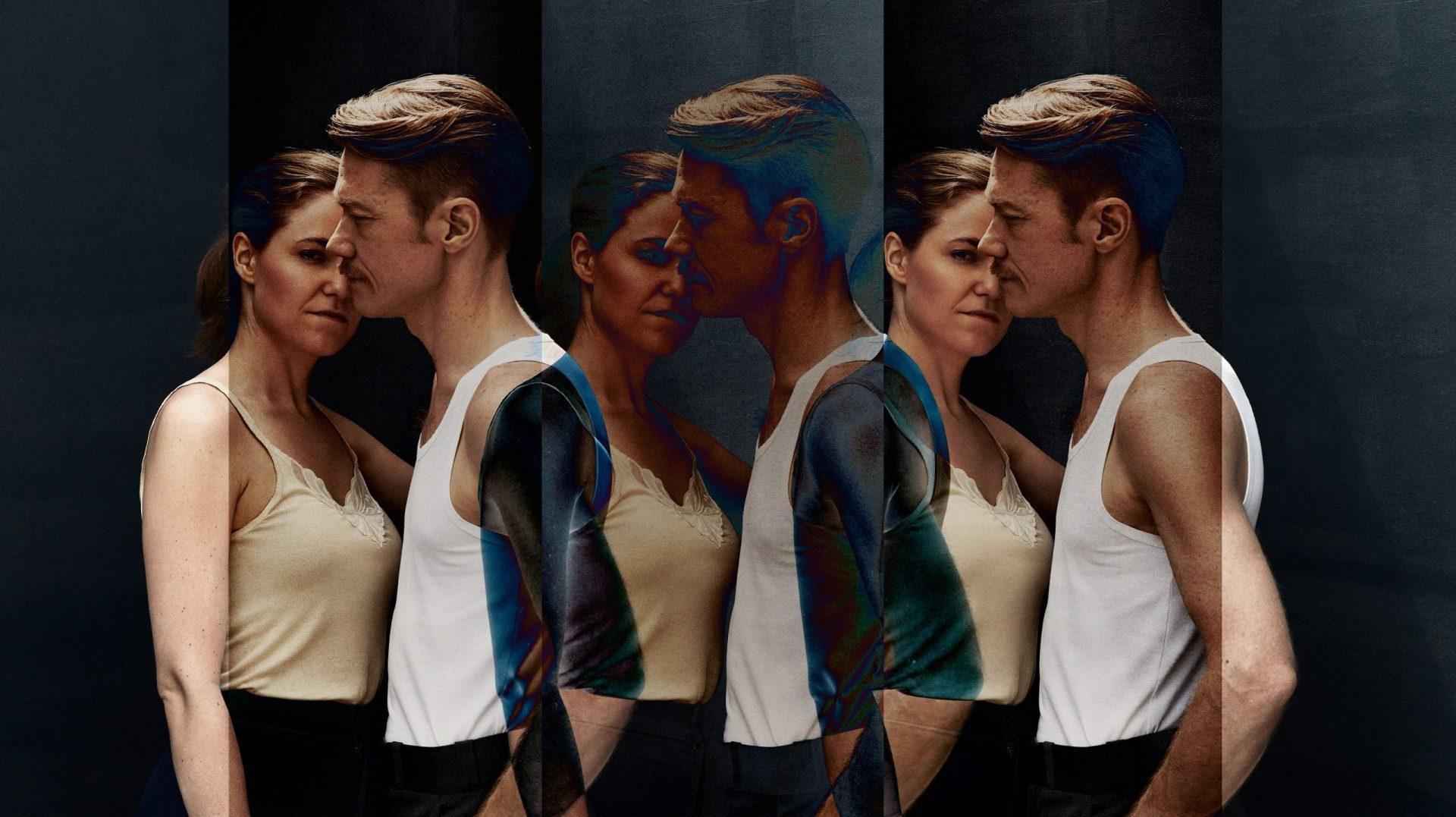 Mann og dame