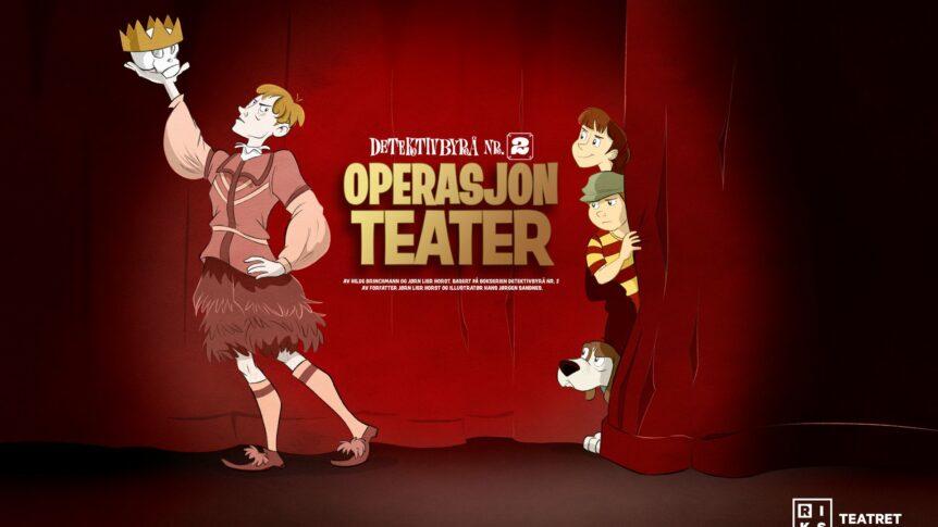 Bilde fra Operasjon teater