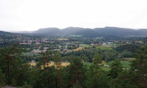 Utsikt fra Lundås
